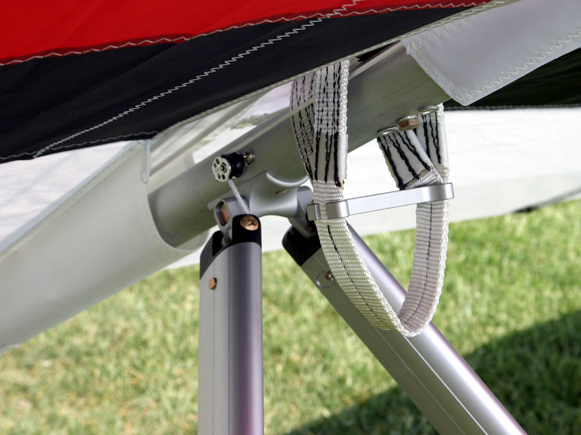 Sport 2 control bar and hang system