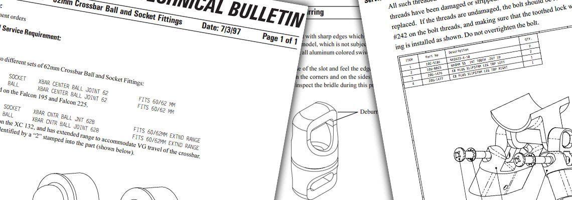 Tech Bulletins
