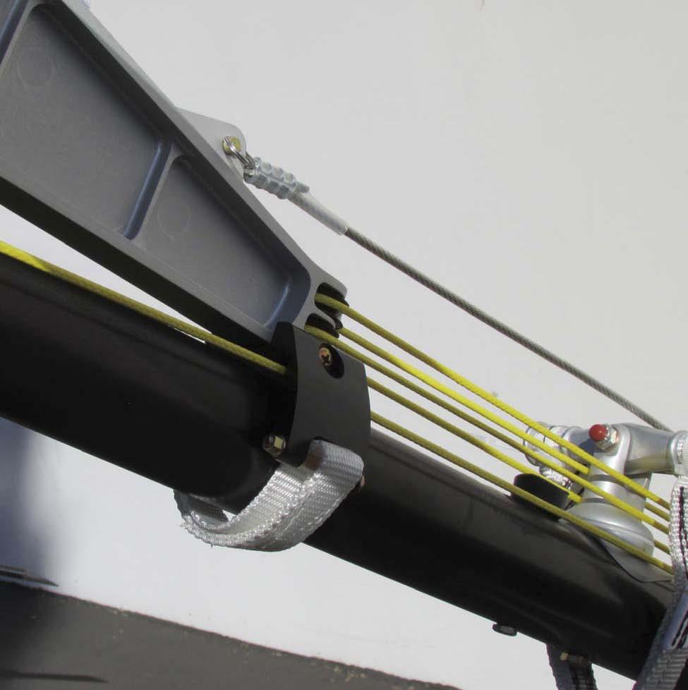 T2 VG Rigging Rear Keel-beam