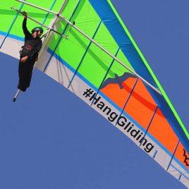 #HangGliding Glider Decal
